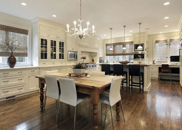 full scale kitchen remodeling in San Diego