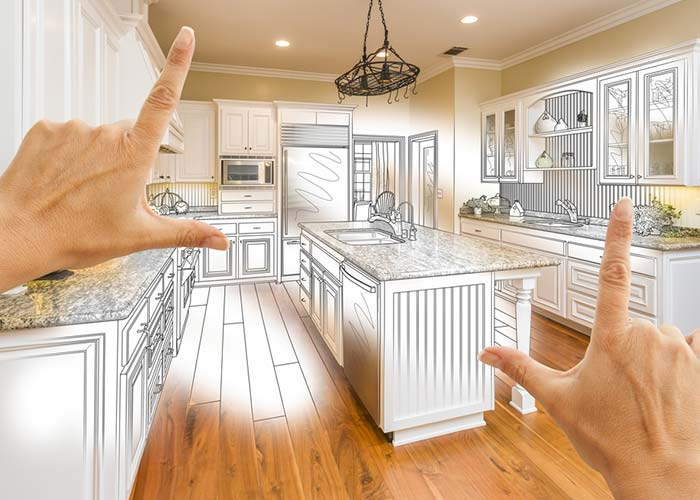 kitchen design in Point Loma